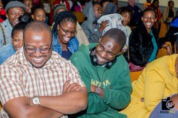 Jasen Mphepo Little Theatre  People