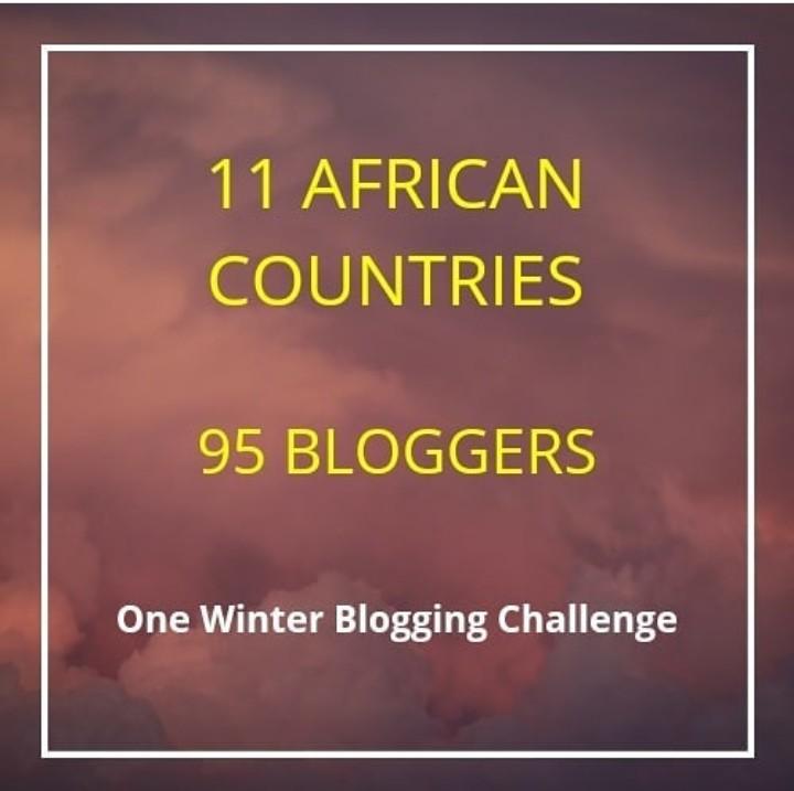 Afrobloggers ABC Winter Challenge