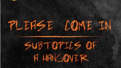 Photo of Subtopics of a Hangover