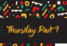 Photo of Thursday – Part 1